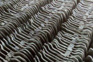 Roman roofing tiles